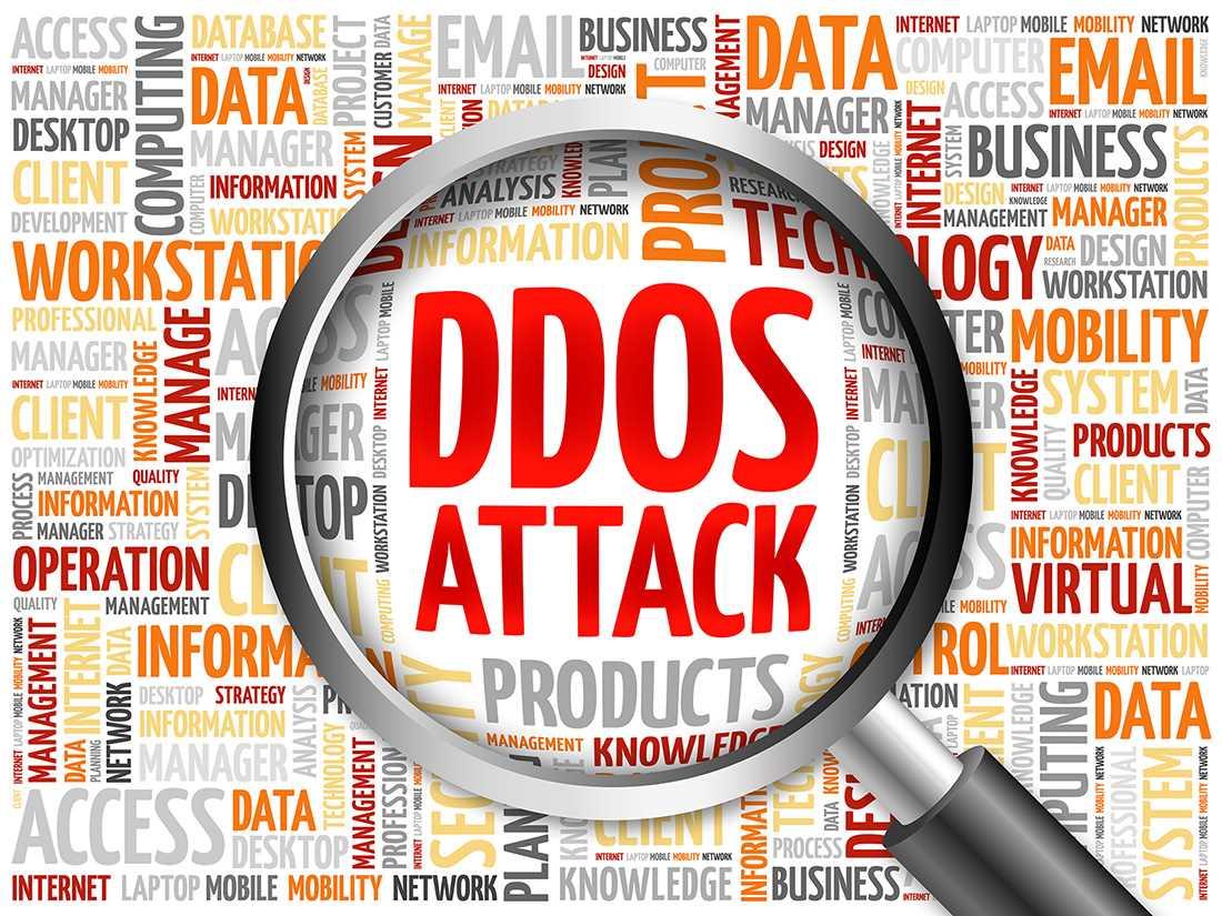 DDoS - Schutz bei GJweb